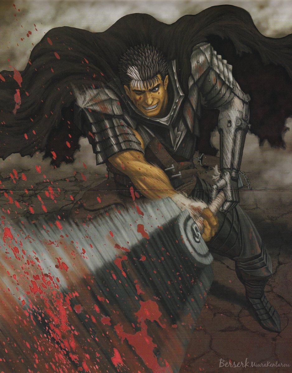 『ベルセルク』~ TANKOBON 39:❖ Ilustração dos Pôsteres Contidos no V