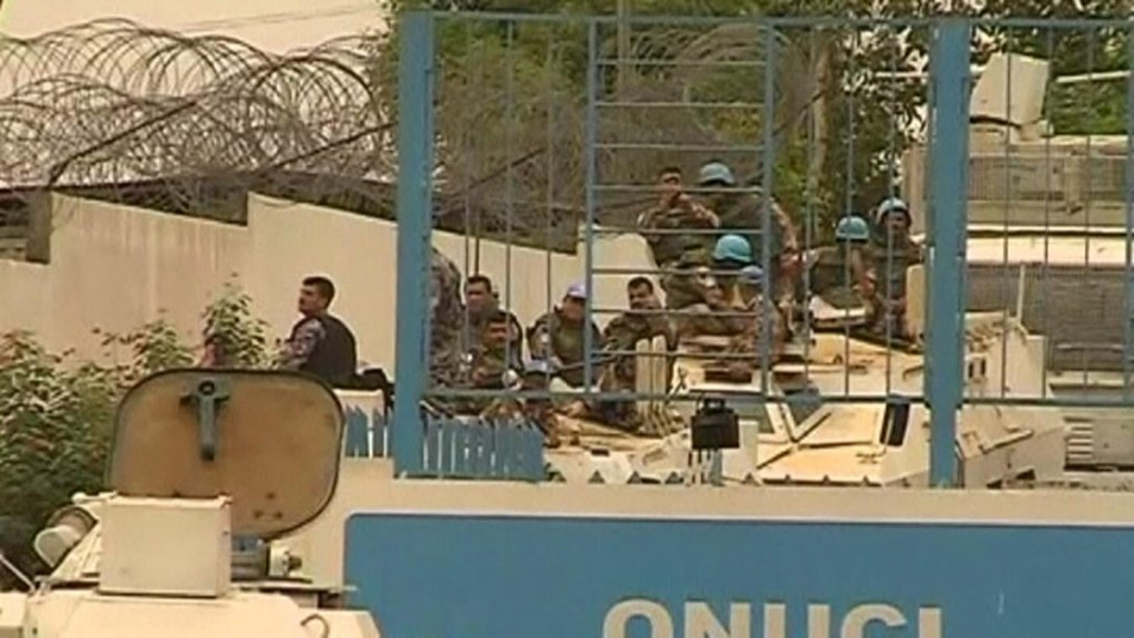 EYE ON AFRICA - UN ends peacekeeping mission in Ivory Coast after 13 years