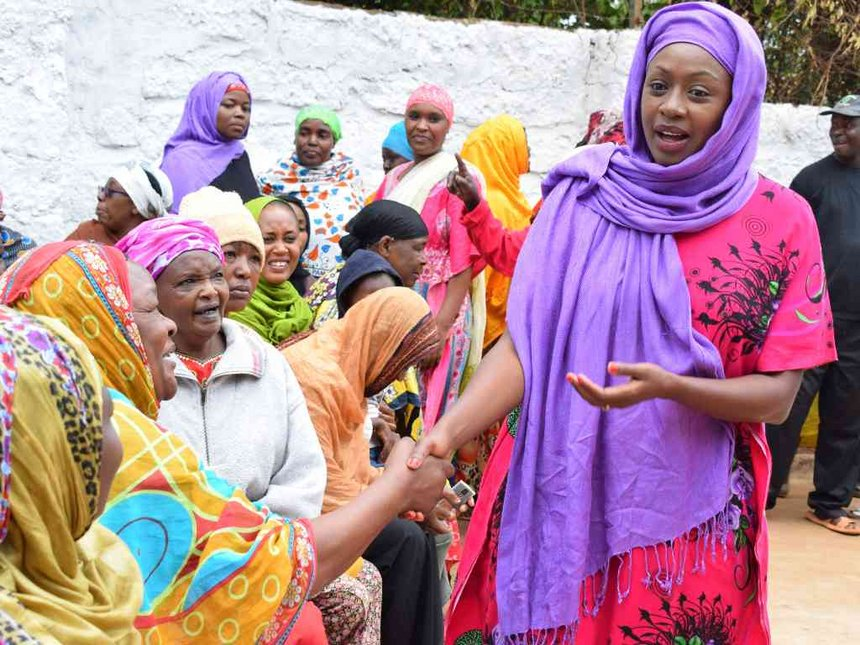 Chege, Wahome form women's team to campaign for Uhuru