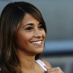Messi's bride Antonella, 'first lady of football'