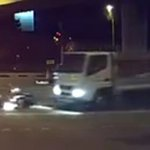 Lorry crashes into motorcyclist who recklessly beat red light in Boon Lay
