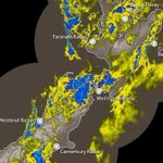 Flooding in South Island as wet weather hits
