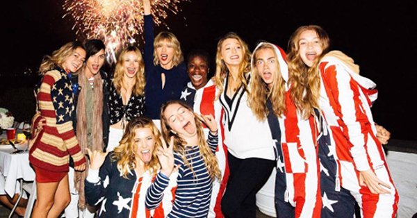 Taylor Swift's life has changed quite a bit since her epic Fourth of July party last year: