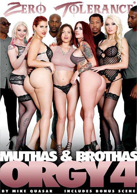 #ComingSoon MUTHAS & BROTHAS ORGY 4 starring @KrissyLynnxxx @savanastyles @LeyaFalcon @thetanalea @thekenzietaylor