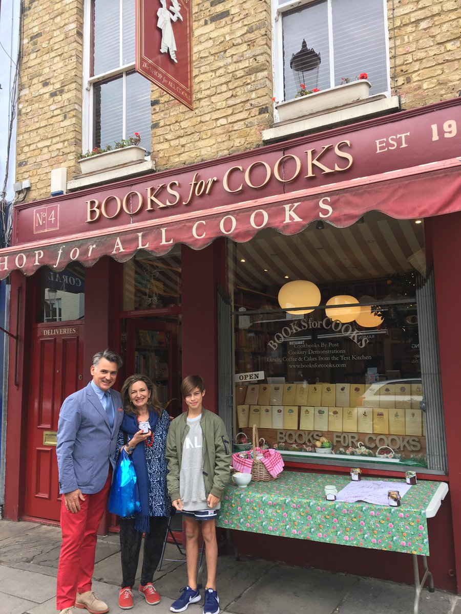 Books For Cooks London's Best Bookshop Cafes