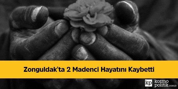 Zonguldak'ta 2 Madenci Hayatını Kaybetti - Kozmopolitik https://t.co/hNEhLVvkJX https://t.co/dbZ6uVylz5