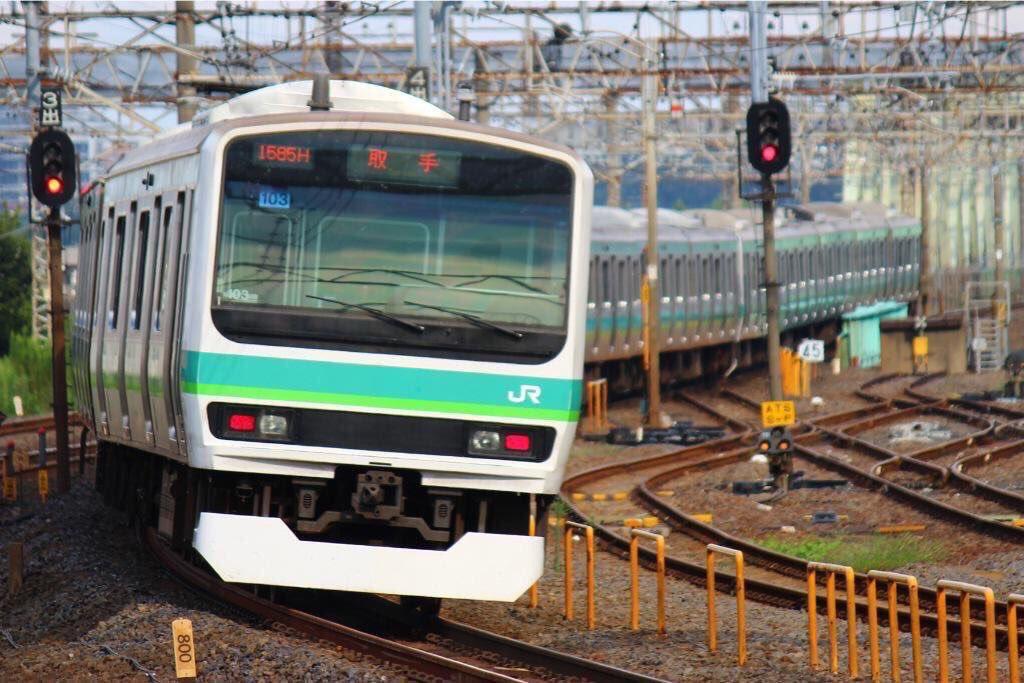 test ツイッターメディア - E231系 JR東日本が209系をさらに発展させた車両として首都圏に投入した電車。103系や115系などを置き換えていった。通勤型と近郊型があり、通勤型は山手線・中央総武線・常磐線などに投入、近郊型は高崎線や東海道線に投入。https://t.co/hipCxLjlx2