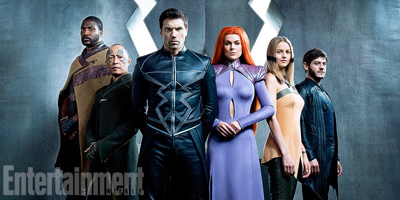 Marvel unleashes the first Inhumans trailer: