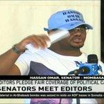 Editors pledge fair coverage of political campaigns