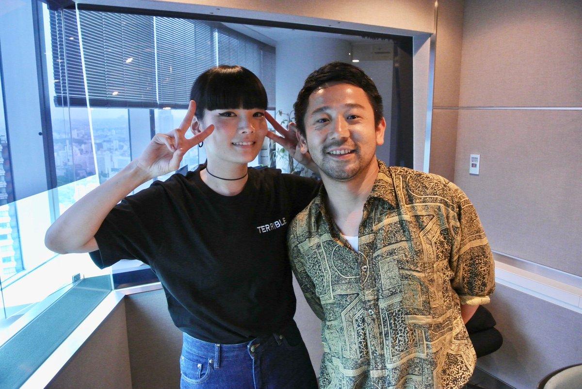 【6月25日ゲスト:KENICHI】ヘアスタイリストのお仕事の裏側を伺いました!放送を聴き逃してしまった方も、まだ間に合