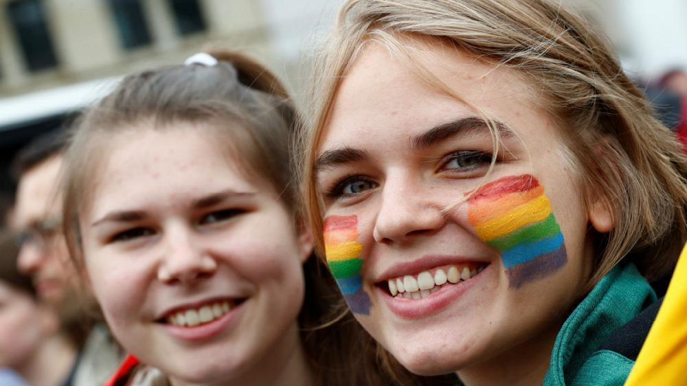 Same-sex marriage: how Europe has turned pink