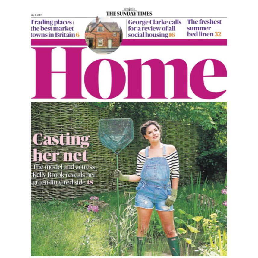 Lovely Feature about my Garden in Tomorrows @TheSTHome  ???????????? https://t.co/zXJbtL0yfD