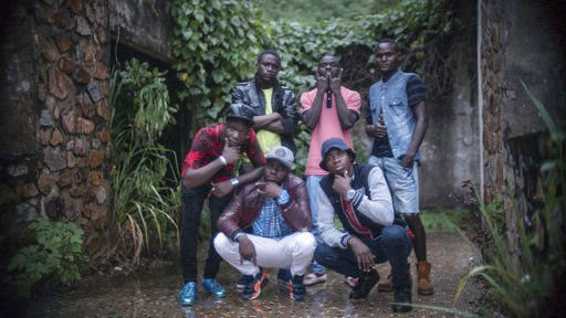 Hip hop in Central African Republic brings hope in crisis