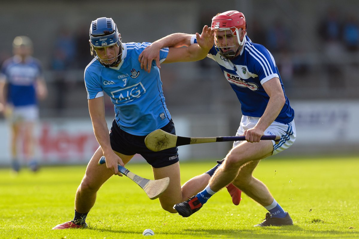 A sunny champo Saturday as @DubGAAOfficial finish out the first half with a lead🙌🏽 #ThisIsDublinGAA https://t.co/lYC8tssz7y