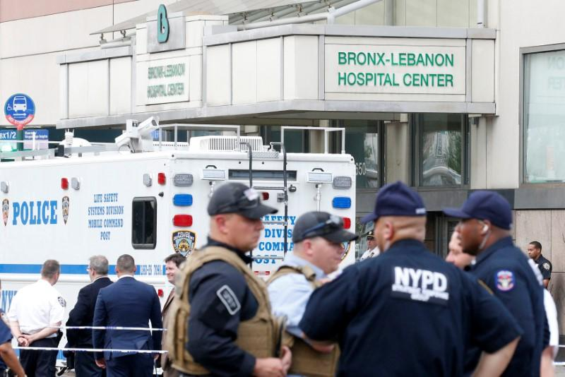 New York doctor sent email to paper before hospital rampage