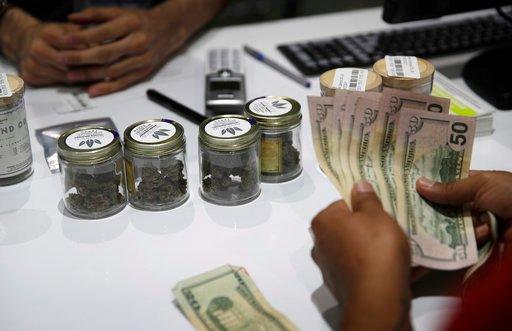 Long lines greet Nevada's legal recreational marijuana buys