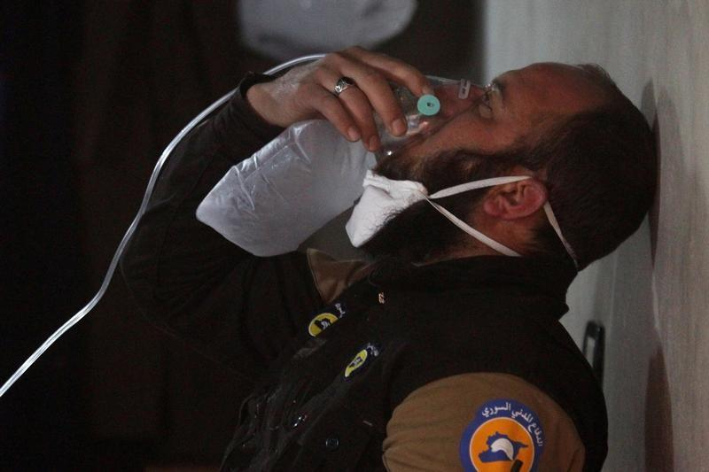 Syrian government dismisses report on sarin attack