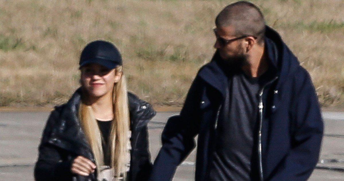 Shakira Attends Soccer Star Lionel Messi's Wedding with Husband Gerard Piqué