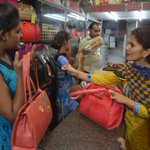 Indians go on shopping frenzy ahead of radical unified sales tax