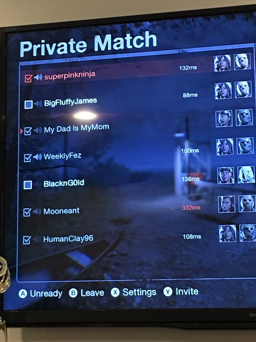 So I'm in the game right now and these fools talking mad shit... I'm a ho and a bitch https://t.co/p