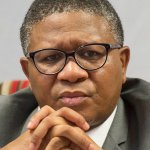 Mbalula applauds security forces for speedy response in airport robbery