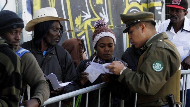 Envíos de dinero desde Chile a Haití aumentaron un 386 por ciento en 2016