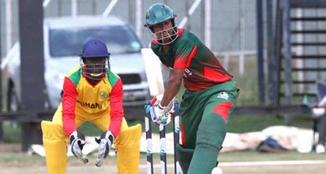 Kenya down Ghana: Cricket National Under 19 team off to winning start