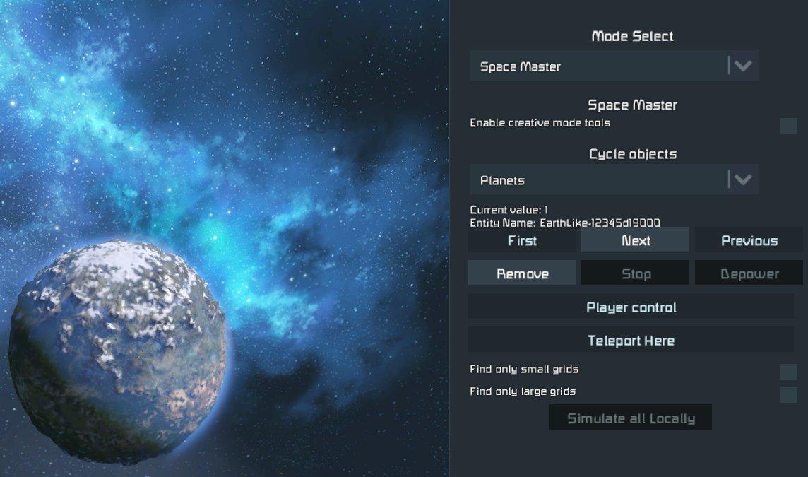 test ツイッターメディア - 「惑星向け開発を行いたいが、惑星付きワールドはロードが重い」という場合、宇宙のみのワールドで構造物を開発をし、試験用惑星が必要になったらその都度スポーンメニューとスペースマスターから出し入れしてしまうのも手である。 https://t.co/6tfvksLESg