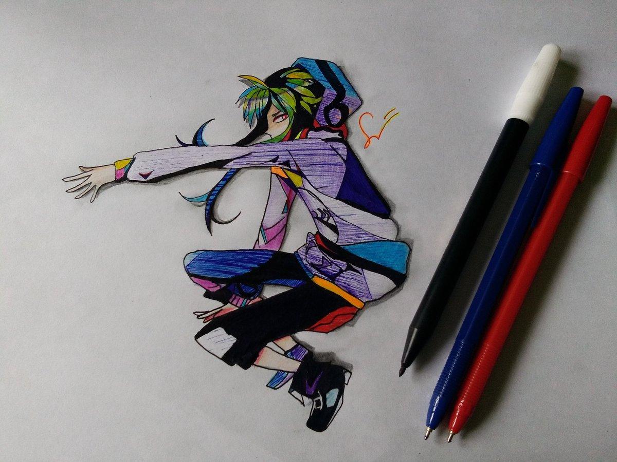 最後に、私はそれを終えることができるようになります! 💞😉😉#kidotsubomi #animeart #animed