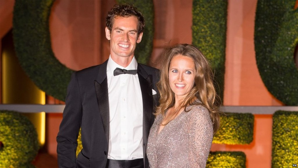 Tennis star Andy Murray and his wife, Kim Sears, are expecting their second child  https://t.co/9xaxeFhUnM https://t.co/mZ29B5x8zY
