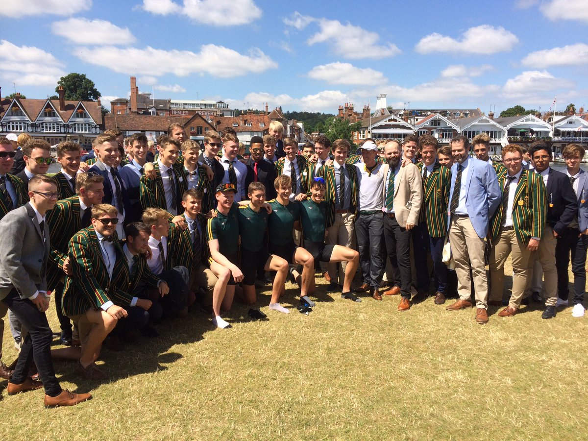 test Twitter Media - Windsor Boys' has just won the Fawley Cup at Henley today. Congratulations to the athletes and their coach Mark Wilkinson. Amazing race!! https://t.co/WYR2KP8u7W