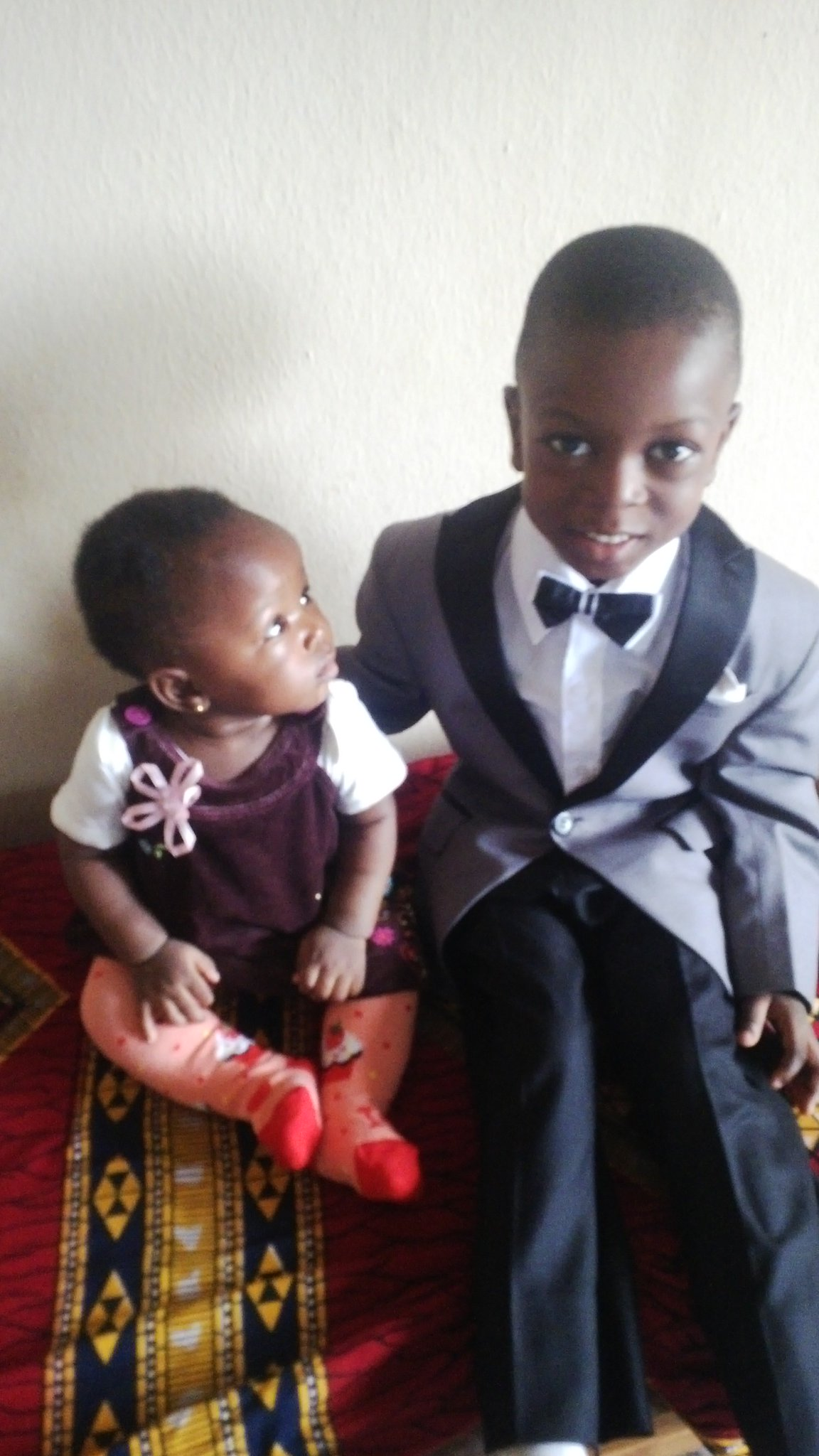 Happy Birthday to you my Crown Prince and Heir apparent  Timi.   See