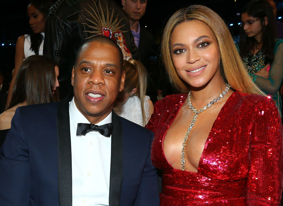 Is this WHY Beyonce and Jay Z named their twins Rumi and Sir?
