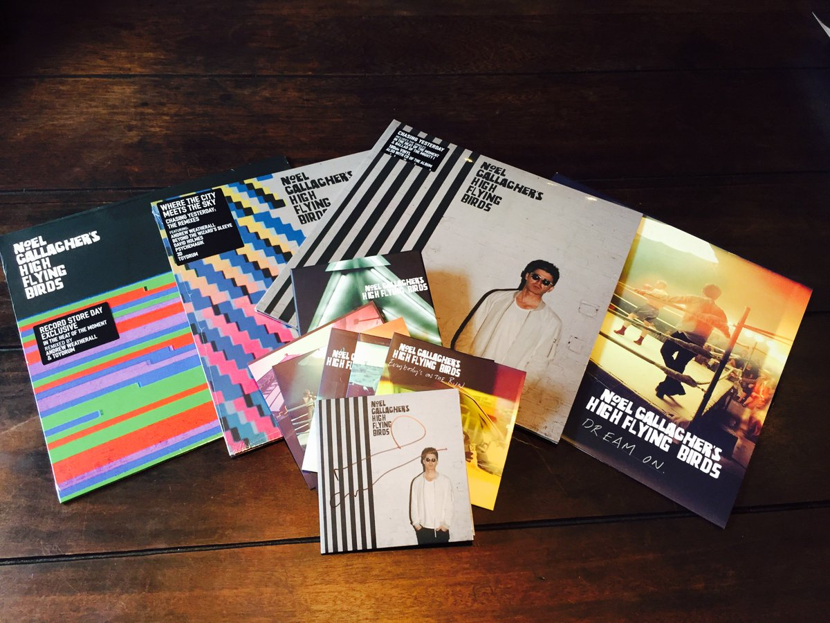 WIN: A special Noel Gallagher'
