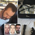 Cops finally catch Brazilian cocaine kingpin Luiz Carlos da Rocha – known as 'White Head' – who had plastic surgery to evade capture for 30 years