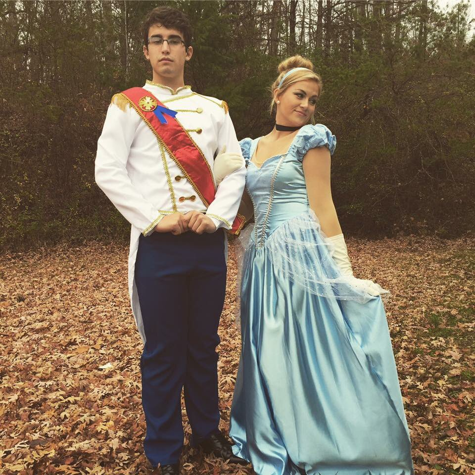 Happy birthday Prince Charming!!