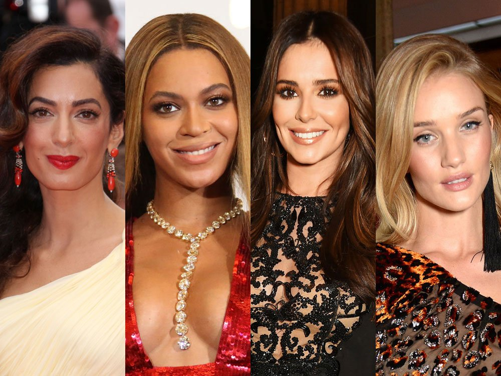 QUIZ! Which A-list mum are YOU? Cheryl, Beyonce, Amal or Rosie...
