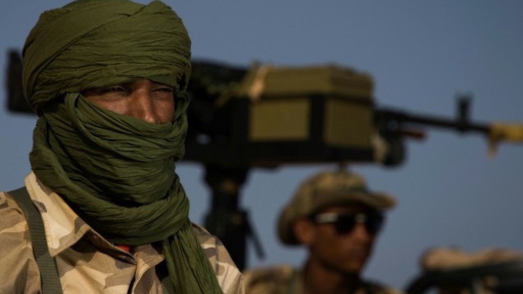 Al-Qaeda in Mali releases video showing six foreign hostages alive: SITE