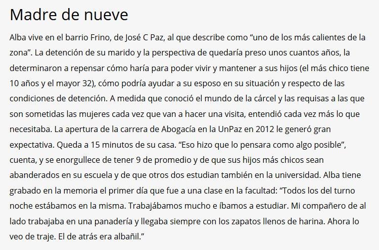 Egresó la primera camada de abogados de la Universidad de José C. Paz https://t.co/GsyjTVNEBr https://t.co/tZE5EB8yMW