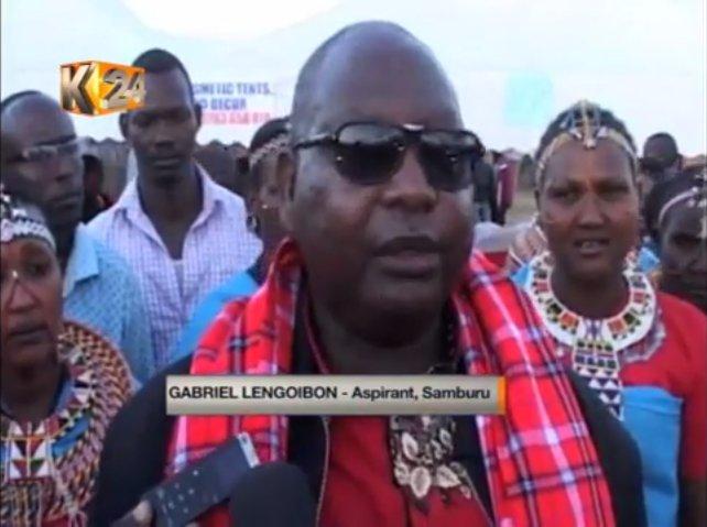 Leaders in Samburu dismiss fellow aspirant's support for Raila