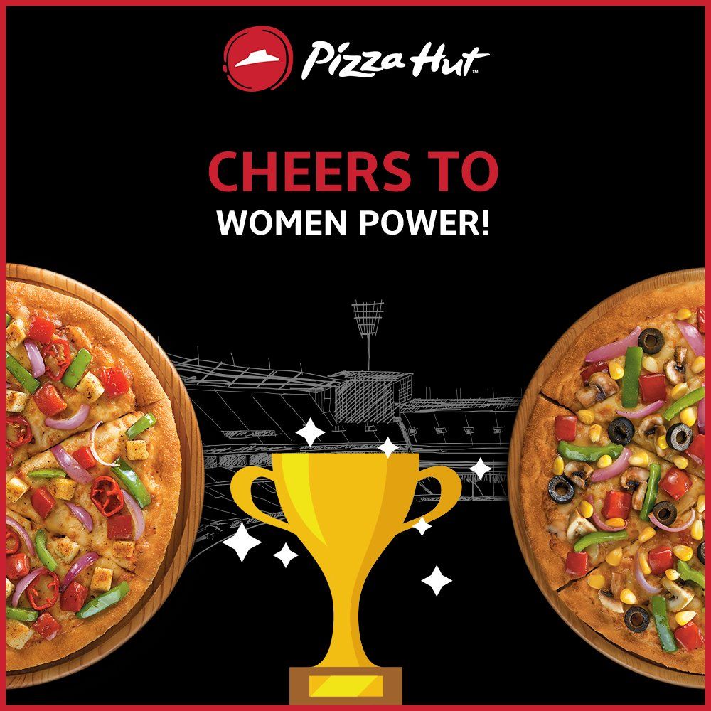 Cheers to Women Power Congratulations for the awesome win today ThatsSoWOW IndVsPak https t.co KMaR06UQu5