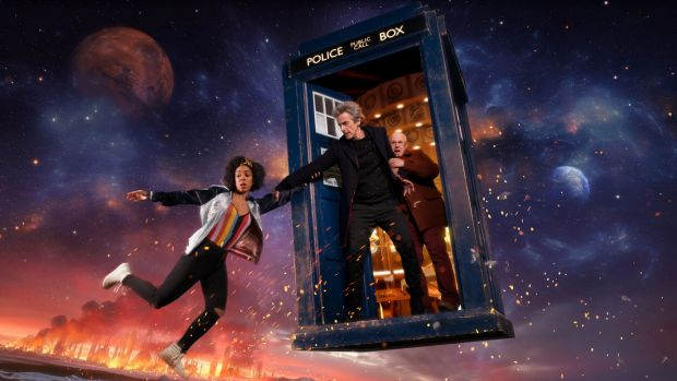 The Doctor Falls, Capaldi soars and Doctor Who takes a heartbreaking final bow