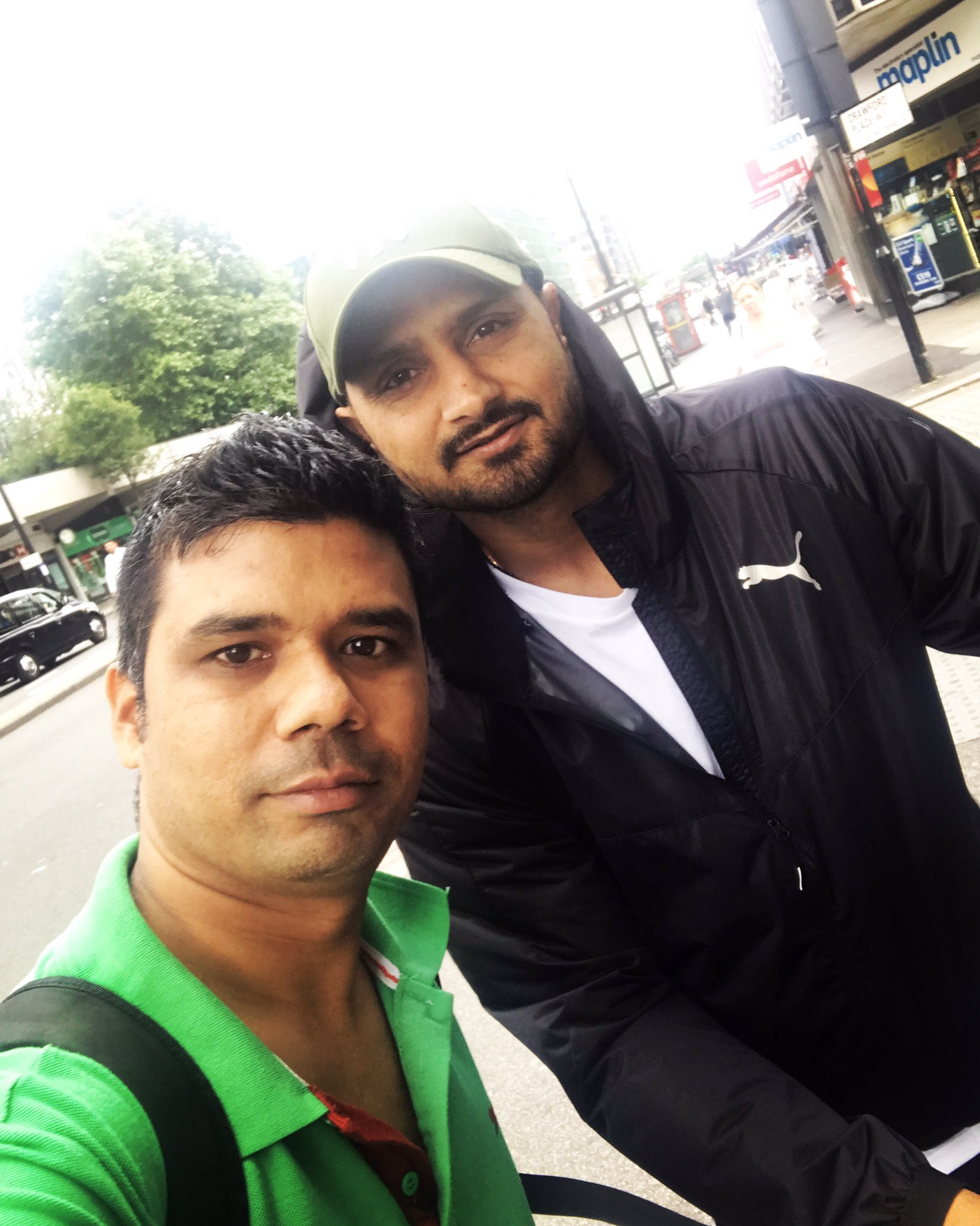 happy Birthday Harbhajan Sir