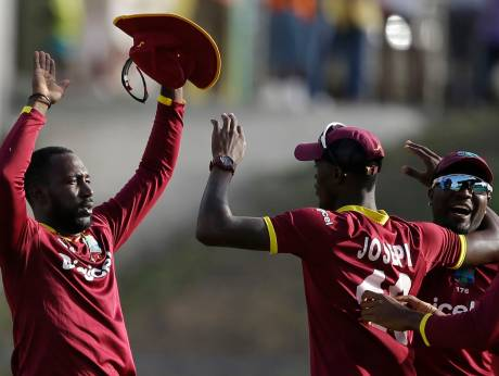 West Indies pull off shock win over India
