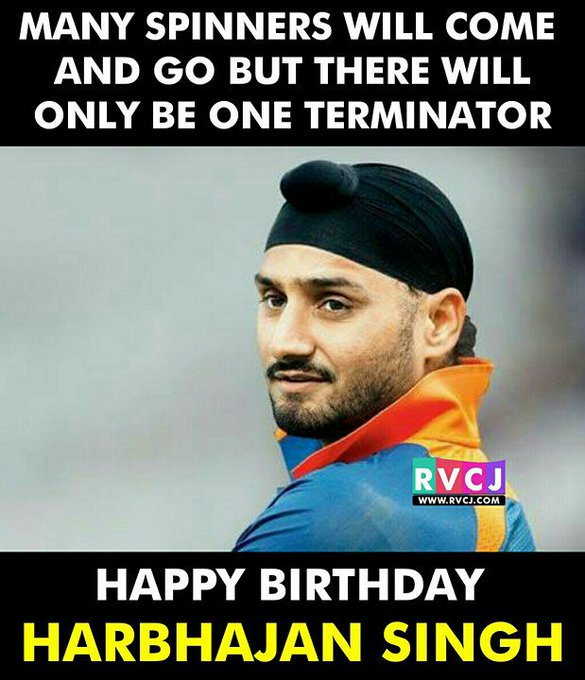 Happy Birthday harbhajan_singh