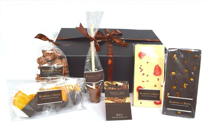 Review: Robins & Sons Luxury Handmade Chocolates & A Giveaway