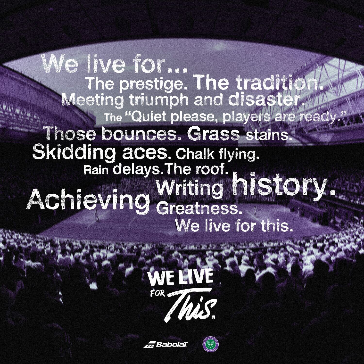 What we live for...@babolat @Wimbledon https://t.co/SGSk7M3z1Z