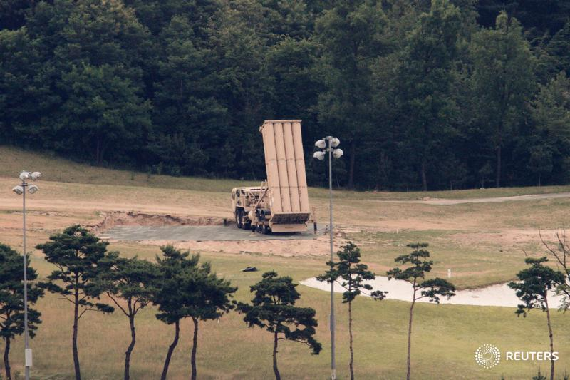 China and Russia share opposition to U.S. THAAD in South Korea - Xi
