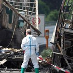 At least 18 feared dead in fiery Bavarian bus crash; 30 injured