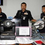 Sabah cops cripple two burglary gangs with arrests of eight suspects - Nation